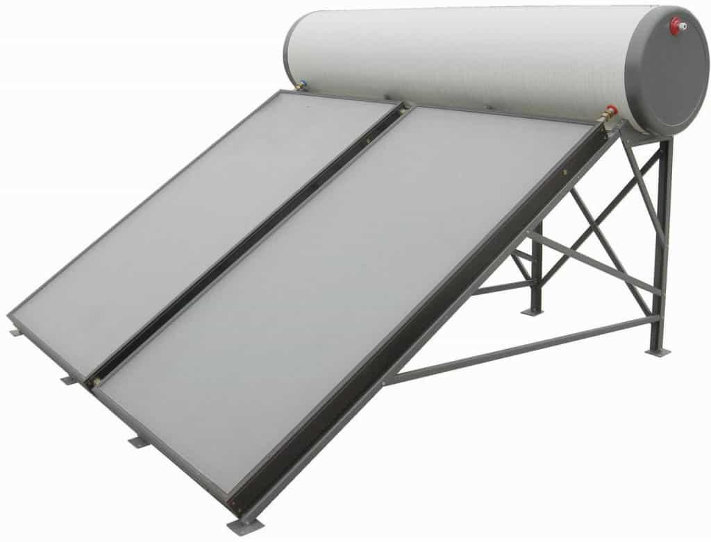 termotanque solar placa plana