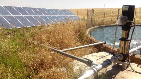 ventajas del bombeo solar