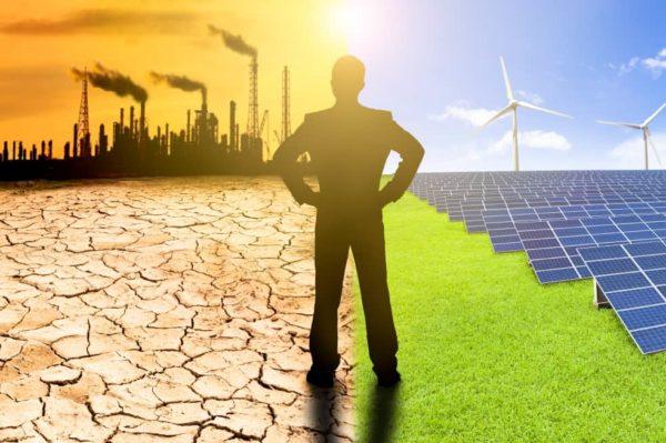 Energías renovables vs combustibles fósiles