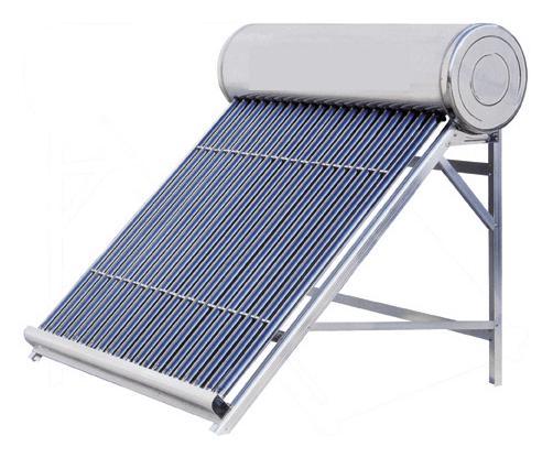 termotanque solar tubo de vacio
