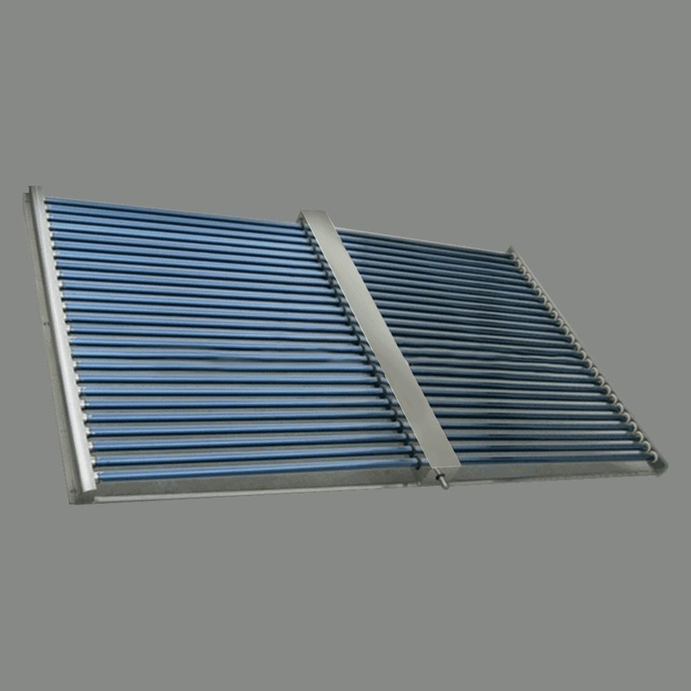 colector solar tubos